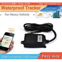 Waterproof GPS car tracker GPS Boat Tracker/ IP66 IP67/ACC/SOS/Voice/Fuel Cut