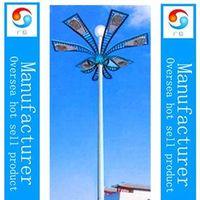 High Mast Floodlight Pole