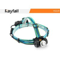 Rayfall HS2LR waterproof cree led headlamp 26650 battery Rechargeable headlight