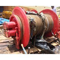 Alatas luffing winch drum ,Model ZHP4.29 EG