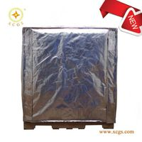 Star 0.14MM Thickness Aluminum Foil Barrier Pouches With Tear Notch  Ziplock Foil Bags/ Aluminium Mo