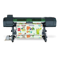 Inways 1.8m UV roll to roll printer with Epson i3200