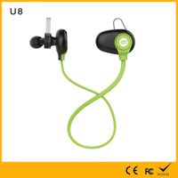 Quality Assurance with 2 phones connected Wireless earphone Bluetooth 4.0 shenzhen earphone with fac thumbnail image