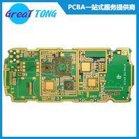 Remote Control Multi Color LED PCB Manufacturing | Printed Circuit Board