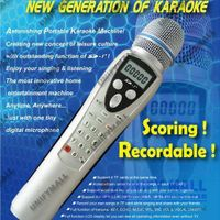UNIFY SJ-SD1+ Karaoke Magic Microphone