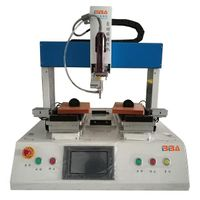 Auto Screw Fastening Platform Automatic Screw driving robot for electronics thumbnail image