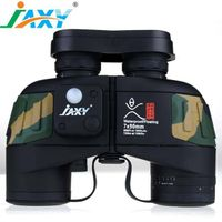 100% Waterproof Floating Binocular -Marine Binocular with compass & ranger finder  Jaxy WS02-2 7X50