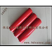 manufacture supply spraying painting conveyor carrying roller for belt conveyor system