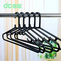 wholesale factory price plastic cloth hangers/pp clothes hanger in tai zhou