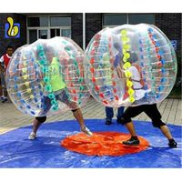 D5059 1.2m PVC Battle Zorbs Bubble Football For Kids