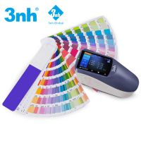 Spectrophotometer with Small Aperture High Accuracy Color Test Instrument for Plastic Paint Printing