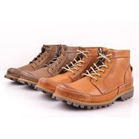 Genuine Leather Goodyear Welt Boots thumbnail image