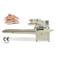 Automatic packing machine flow packing machine