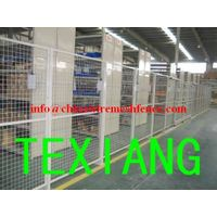 storehouse wire mesh fence
