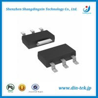 Mosfet N-Channel 30V 7A SOT-223 DTB3055