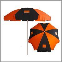 Strong custom beach umbrella folding style 180