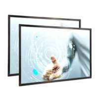 55 inch Infrared Touch Screen overlay frame for TV