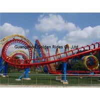 amusement park equipment roller coaster for sale