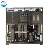 XIXI Stainless Steel Frame Long Lifespan 1000 lph Reverse Osmosis System