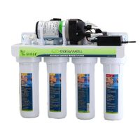 ROQ-O404E/ROQ-O414E Quick Change RO Water Filter System