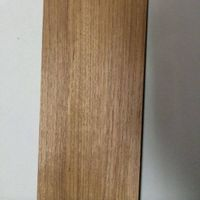 Burma Teak Wood Veneer for Furniture Panel Door
