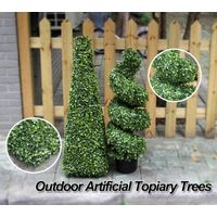 Outdoor artificial topiary trees, factory direct