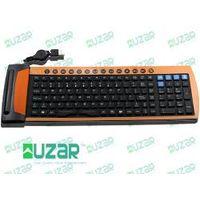 Flexible, Rollable Keyboard