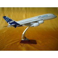 A380 Emulation Model Airplanes