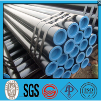 hot rolled seamless steel pipe astm a106b 7016