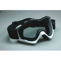 Sports ski goggle with toptrim