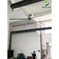 latest arrival Distributor ship BLDC Industrial HVLS ceiling fan thumbnail image