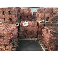 Sell Pure Copper Wire Scrap thumbnail image