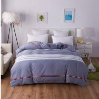 Luxury Twin FUll Queen king size soft Duvet cover fiber reactive prints quilt cover only bedding set thumbnail image
