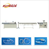Medical catheter extrusion line thumbnail image