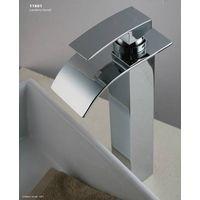 Single Handle and Single Hole Brass Basin Faucet thumbnail image