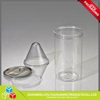 401#1400ml accept custom order pet food plastic box cans