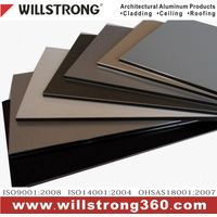 Interior/Exterior Aluminum Composite Panel