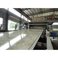 PVC Imination Marble Sheet Production Line
