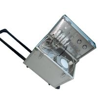 Portable dental turbine unit CE