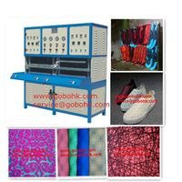3d vamp sport shoe upper making machine for men air max made in Dongguan thumbnail image