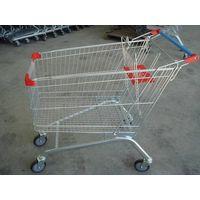 2013 hot sale European shopping trolley for supermarket thumbnail image