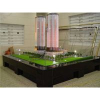 Residential building model maker , led light scale architectural model