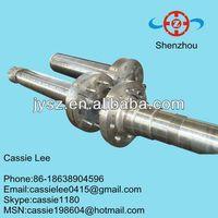 hydraulic expanding mandrel, coiler shaft thumbnail image