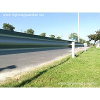 Metal Beam Crash Barrier