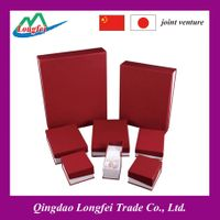 Beauty Red Paper Box/Jewelry Box/Luxury Box/Gift Packing Box
