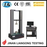 electrical universal tensile testing machine