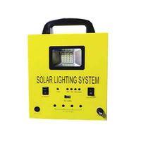 New Design Camping Solar Lighting Kit Outdoor LED Lighting thumbnail image