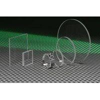 Transparent quartz galss sheet