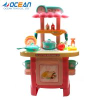 Children pretend cooking appliances manufacturer set and baking set role play toy kids for sale thumbnail image