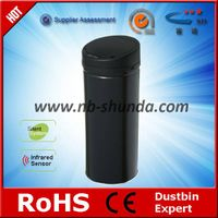 Fire Resistant Material smart dustbin touchless dustbin